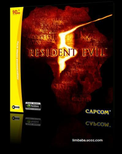Resident Evil 5 (2009) Русская версия.
